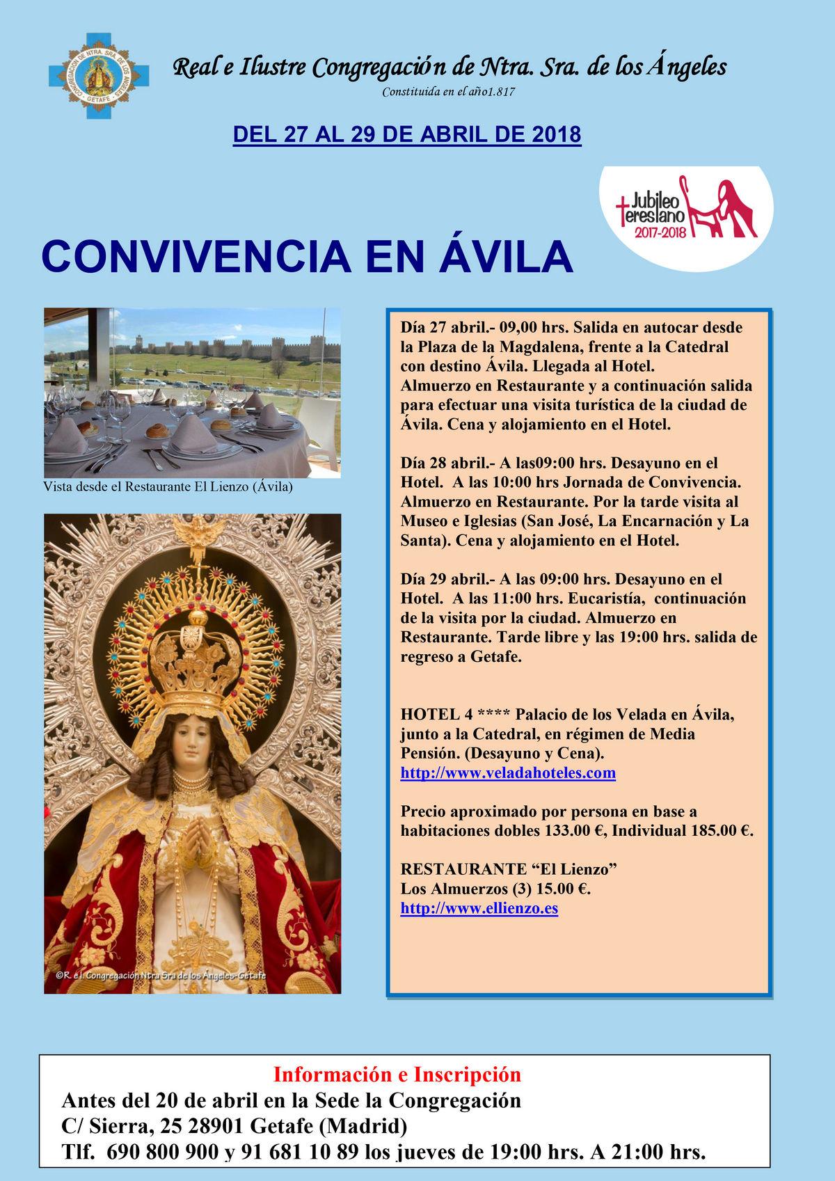 Convicencia Ávila